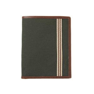 Passport Wallet - Grey Fox Designs