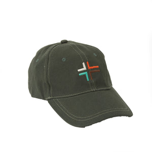 Logo Hat - Grey Fox Designs