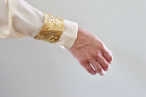 Bracelet 'Arbre' goldplated