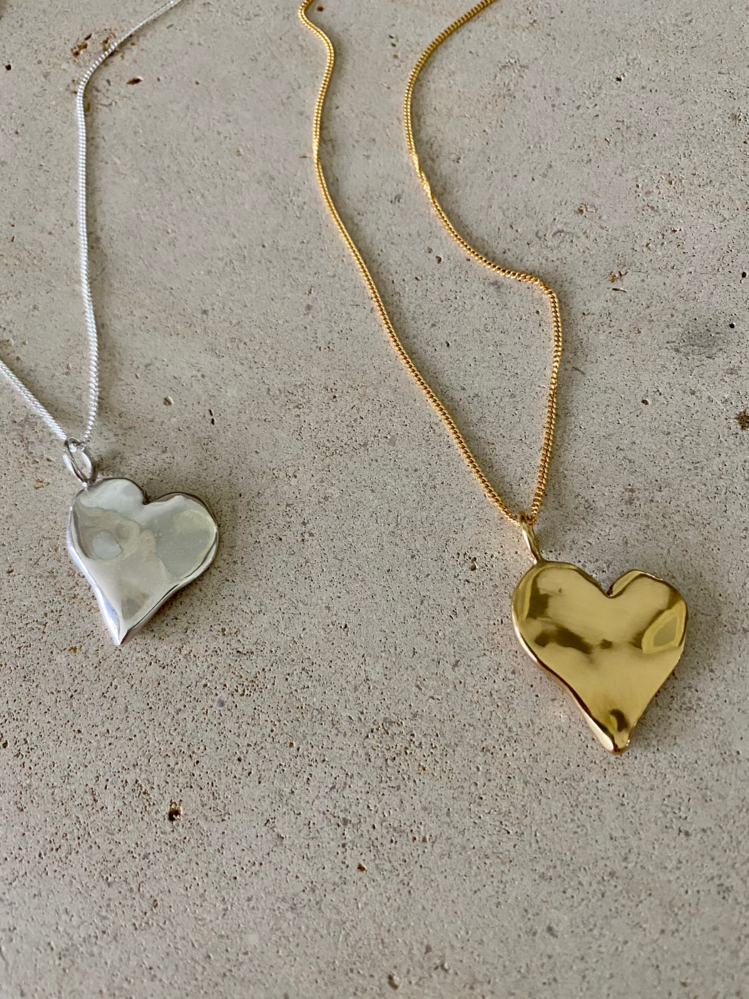 Necklace 'Heart' limited Valentines edition