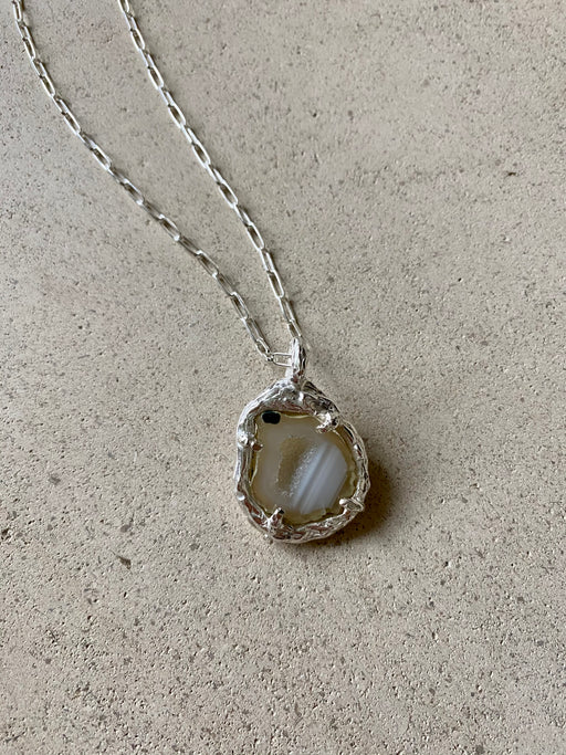 Necklace 'Agate V'