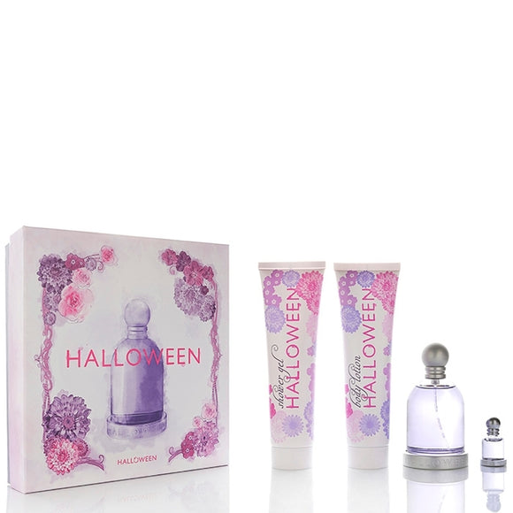 JESUS DEL POZO HALLOWEEN MYTHO  SET EDT