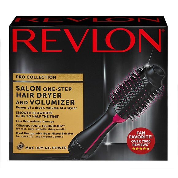 Revlon One-step Secador Y Voluminizador