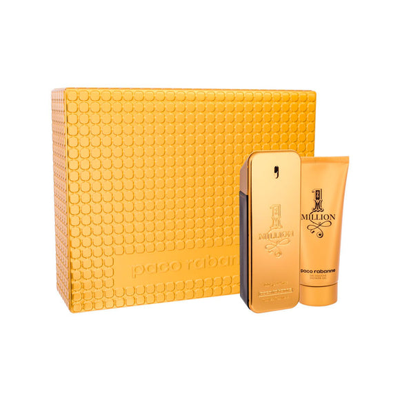 PACO RABANNE 1 MILLION EAU DE TOILETTE 100 ML+ SHOWER GEL 100 ML