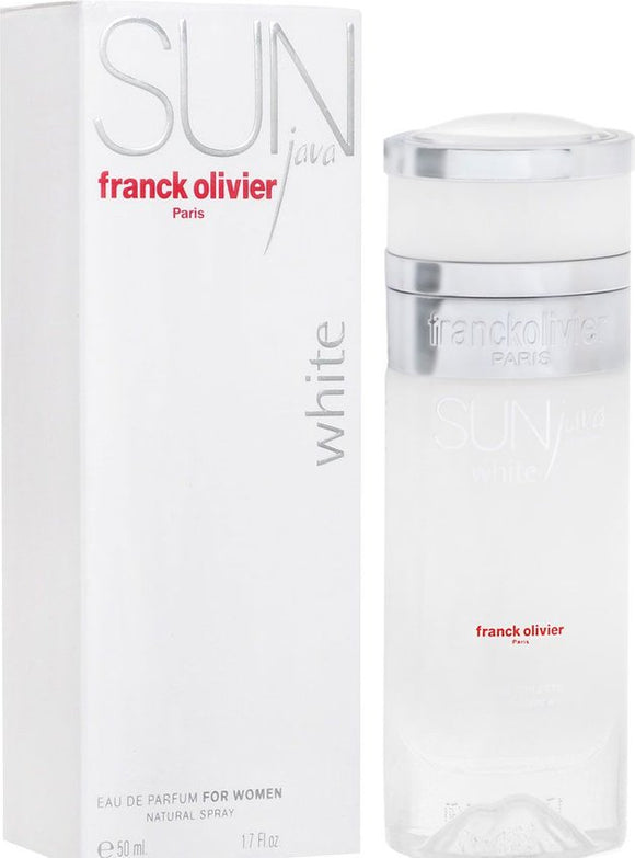 FRANCK OLIVIER SUN JAVA WHITE WOMEN EDP