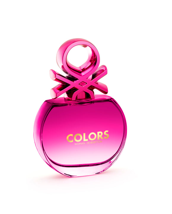 Benetton Colors Pink femenino EDT