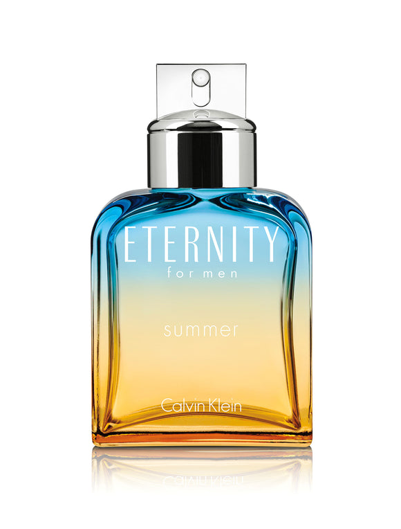 calvin klein eternity summer men