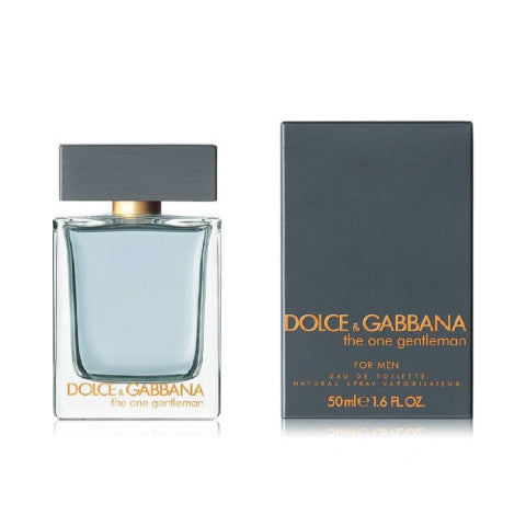 d&g the one gentleman m edt
