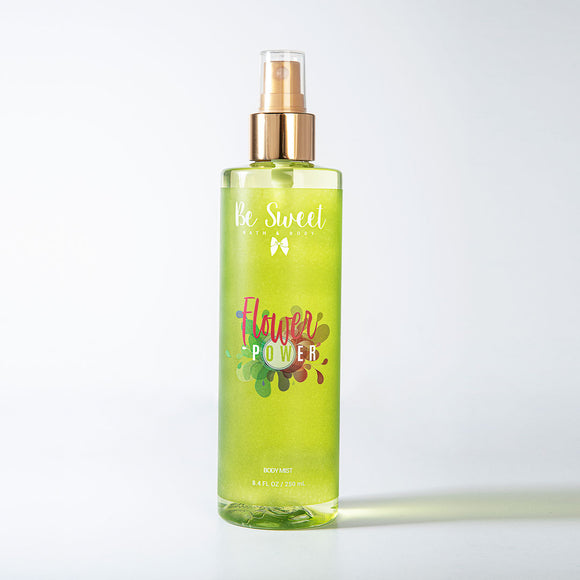 Be Sweet Bath & Body Spray Corporal Flower Power