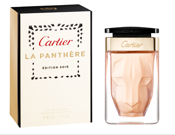 cartier la panthere edition soir edp