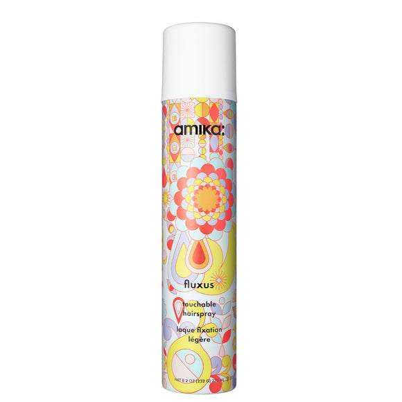AMIKA FLUXUS TOUCHABLE HAIRSPRAY 236.5ML