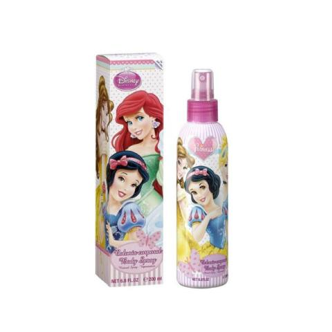 disney princesas body splash