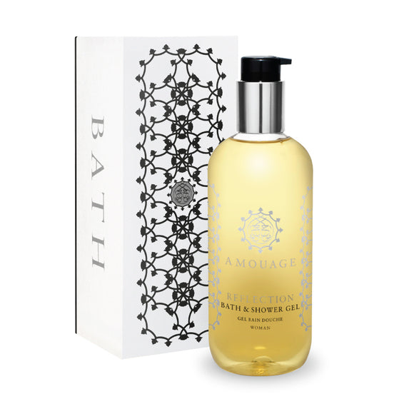 amouage amoua reflection m shower gel