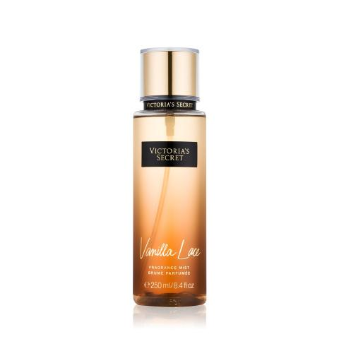 victoria's secret vainilla lace body mist