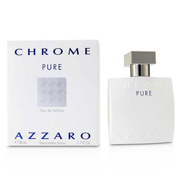 Azzaro Chrome Pure Para Hombre EDT 50ML