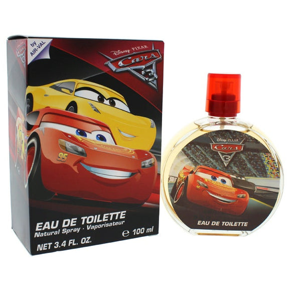Disney Pixar Cars 3 Para Niños EDT Spray 100ML