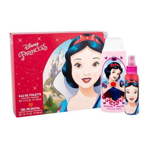 SNOW WHITE 2PC SET EDT 100ML + GEL DE DUCHA