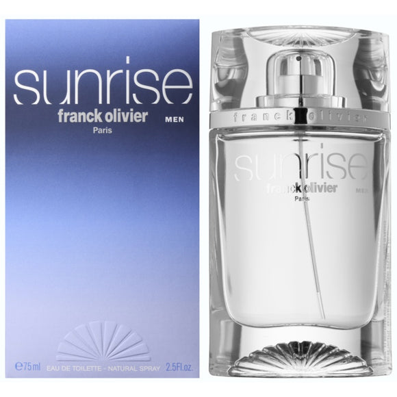 FRANCK OLIVIER SUNRISE MEN EDT