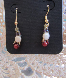 Mini Drop Earrings