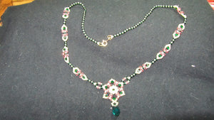 Romantic Roses - Necklace