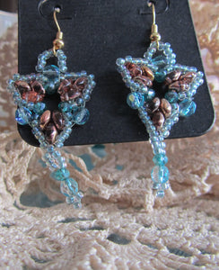 Angelic Lace Earrings