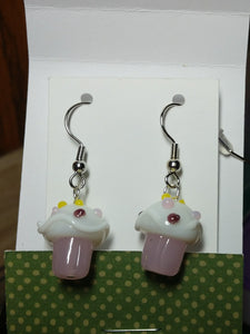 Sm Cupcake Earrings