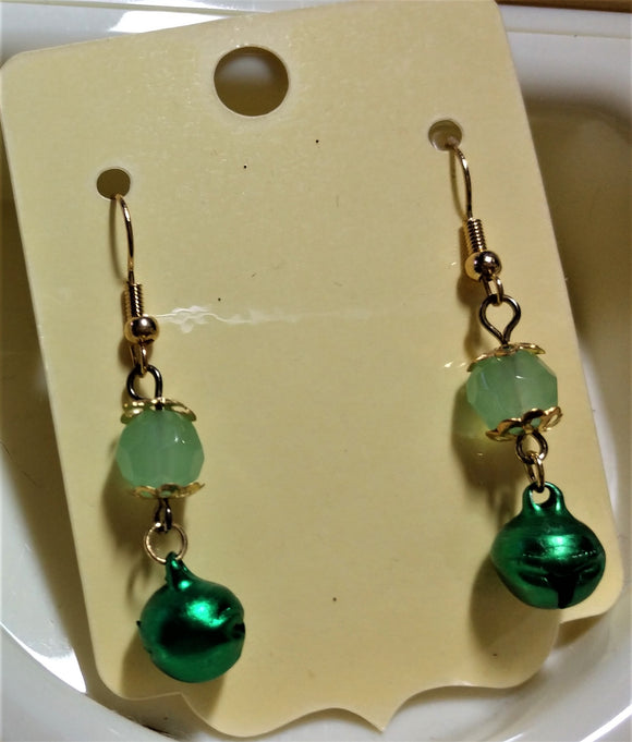 Beads and Bells Earrings