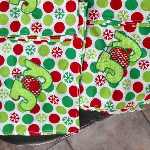 Christmas Napkins Set of Four
