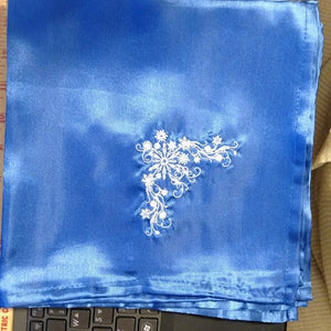 Snowflake Napkins Set of 4
