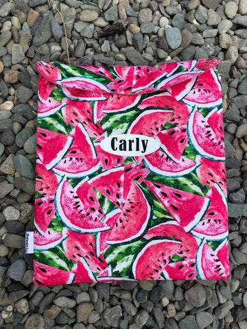 Watermelon Book Bag