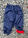 Size 1 Paterpillar Waterproof Fleece Lined Pants