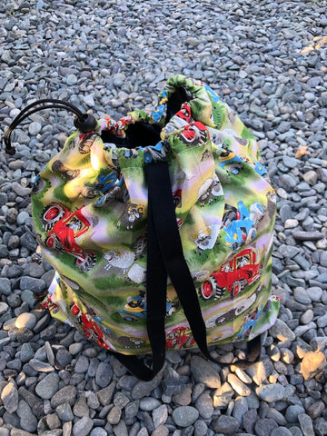 Farmyard Waterproof Wet Bag Backpack