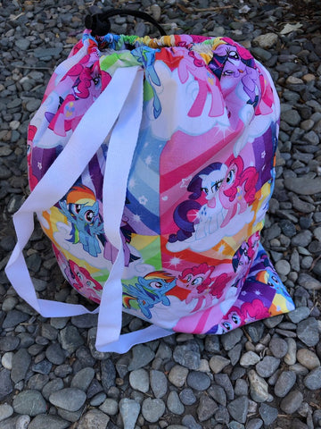 My Little Pony Waterproof Wet Bag Backpack
