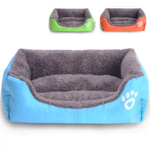 Pet Dog Cat Bed Puppy Cushion House Soft Warm Kennel Dog Mat Blanket S/M/L high qiulity new arrival popular dog cat cool bed