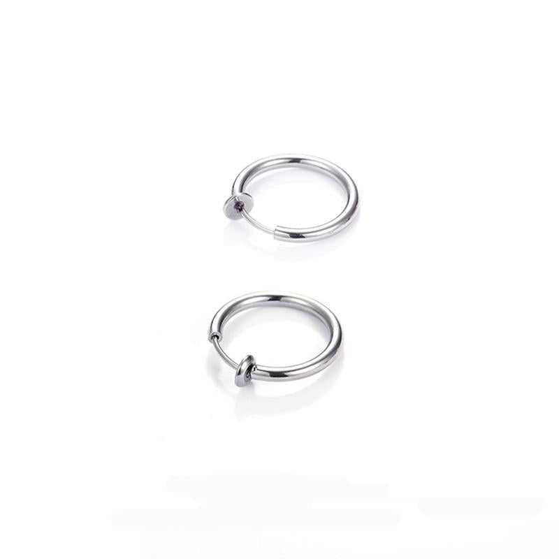 Retractable Earrings-No need piercing