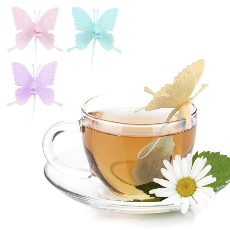 The butterfly tea maker