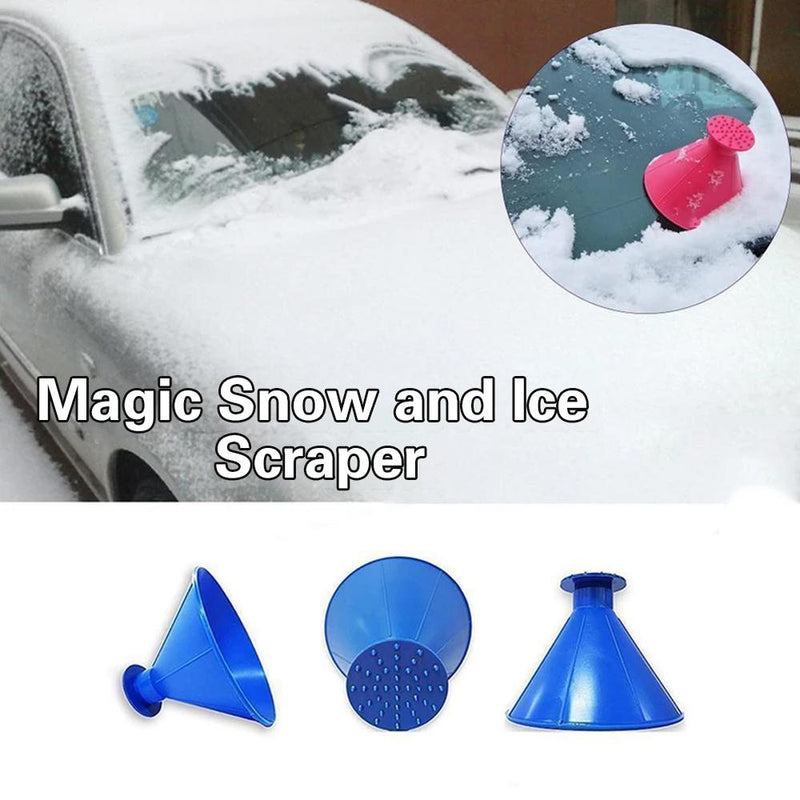 Magical Snow & Ice Scraper