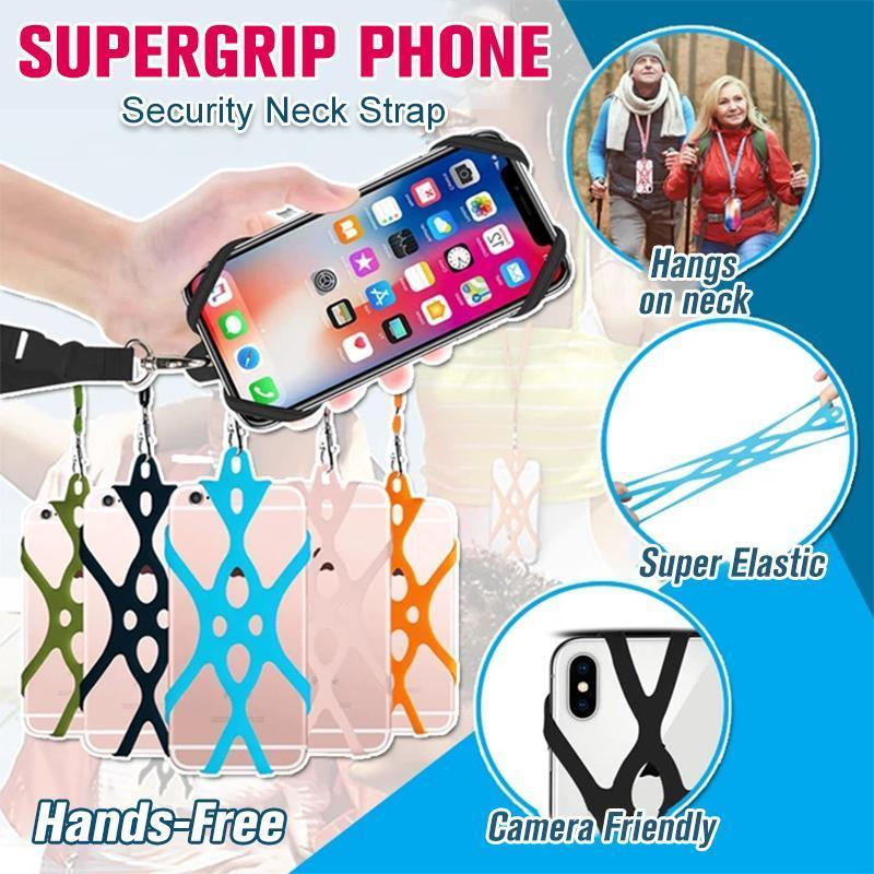 Phone Security Neck Strap