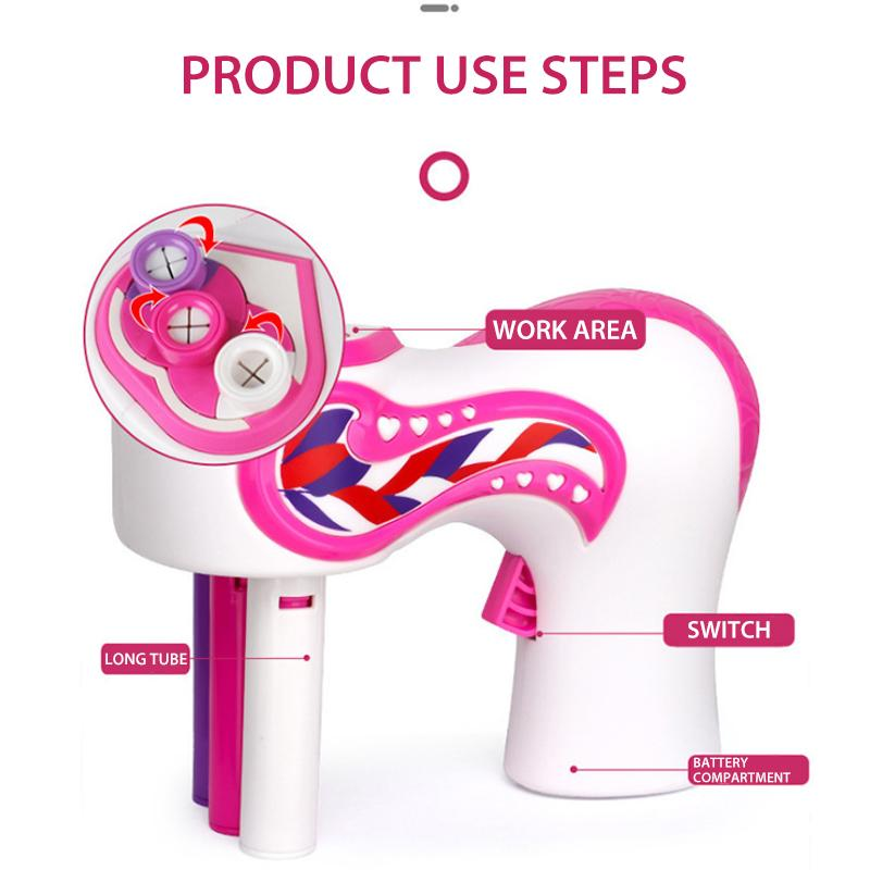 Automatic Hair Braider Set
