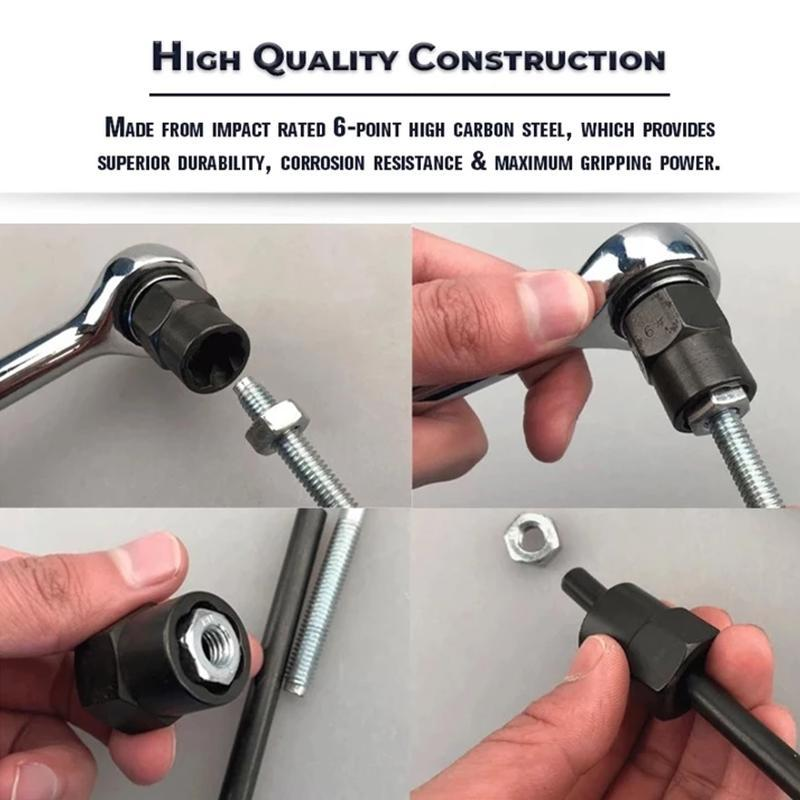 Short / Long Nut Removal Tool