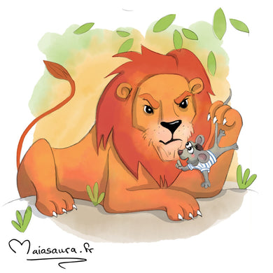 Le Lion et le Rat