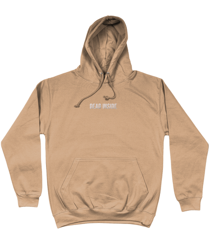 DEAD INSIDE EMBROIDERED HOODIE