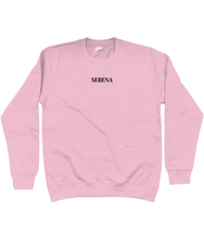 Load image into Gallery viewer, SERENA MATCHING BFF SWEATSHIRT