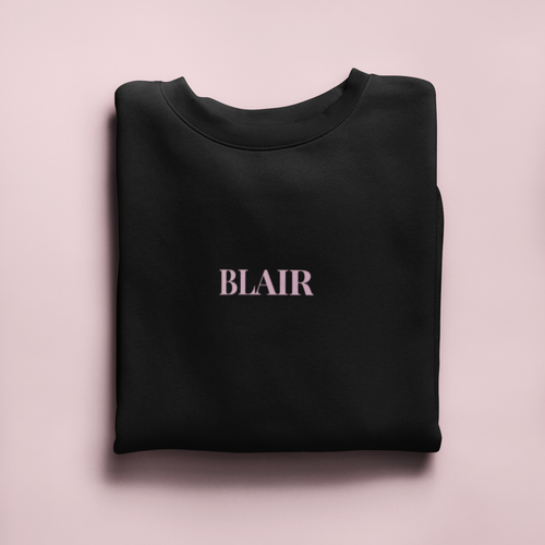 BLAIR MATCHING BFF SWEATSHIRT