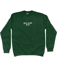 Load image into Gallery viewer, DEAR SANTA, OOPS EMBROIDERED CHRISTMAS SWEATSHIRT