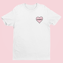 Load image into Gallery viewer, OMGRL Products I LOVE STORMZY T-SHIRT Slogan Tee