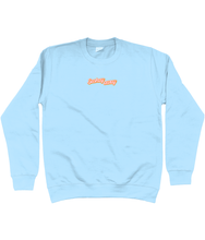 Load image into Gallery viewer, SASHAY AWAY EMBROIDERED SWEATSHIRT