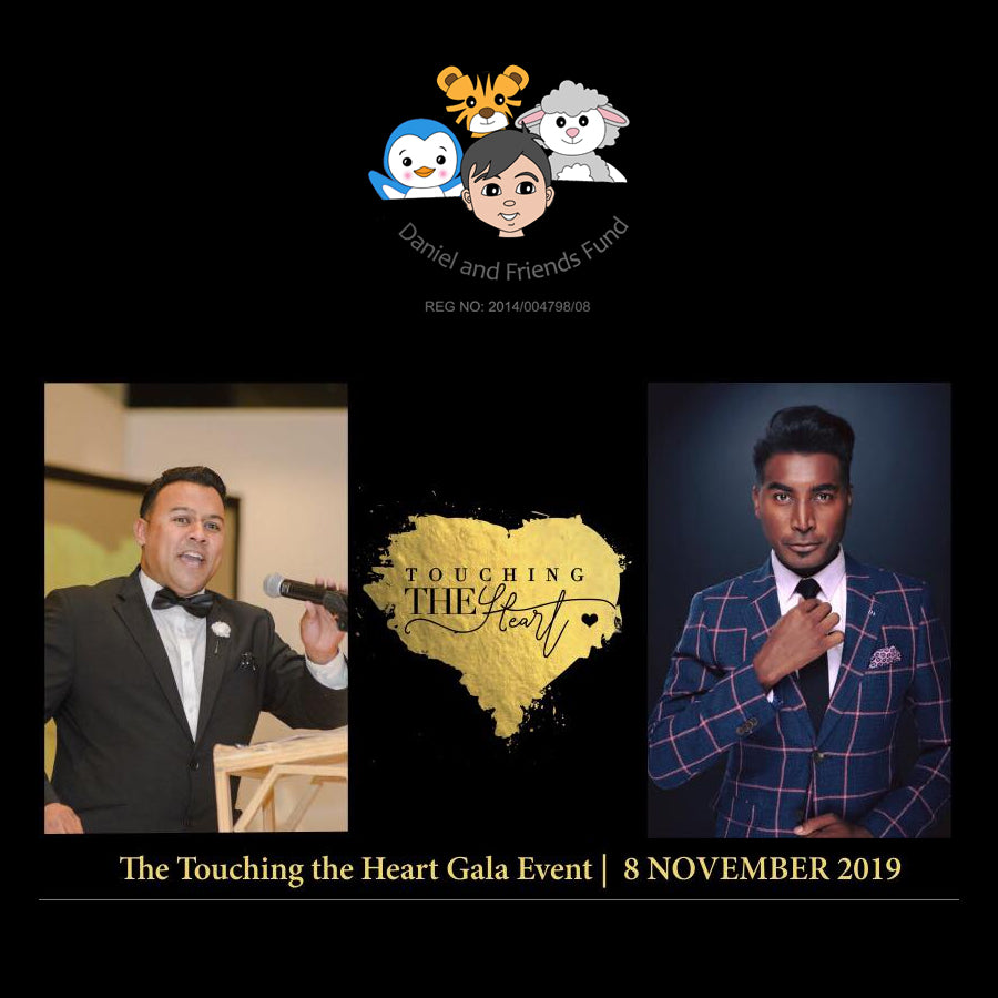 Touching the Heart Gala | Kaartjies