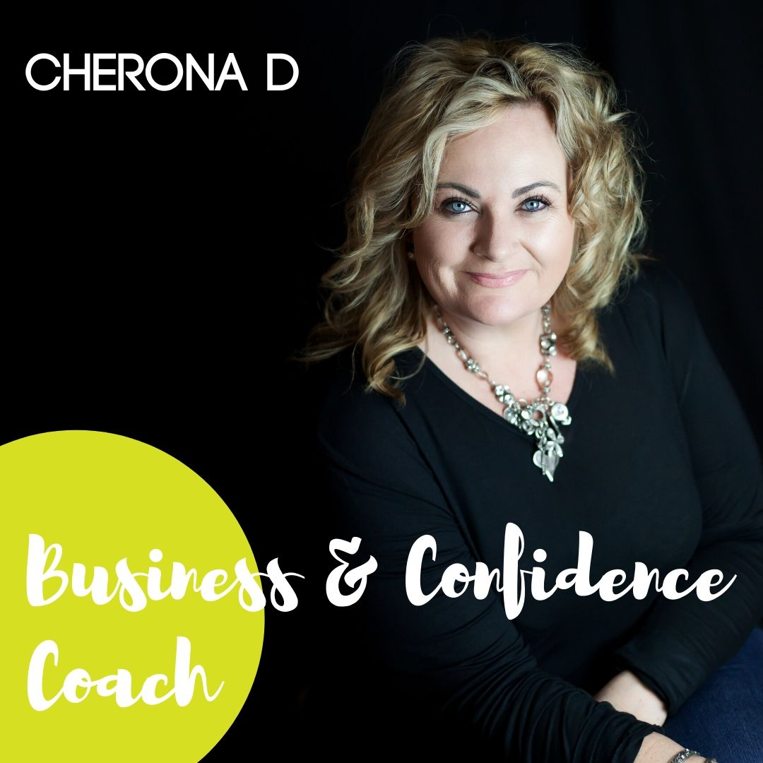 1:1 Business and confidence coaching session with Cherona D