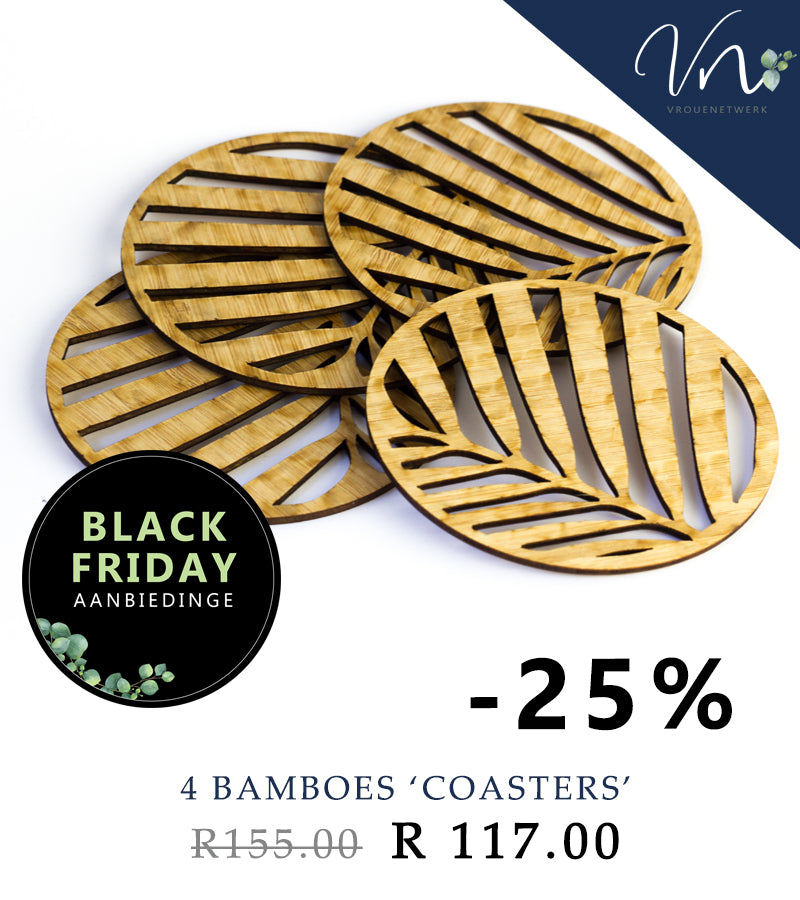 Bamboes 'Coasters'
